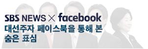 대선후보 페이스북 페이지 살펴보기
